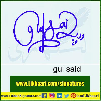 gul-said-Signature-Styles