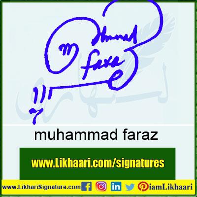 muhammad-faraz-Signature-Styles