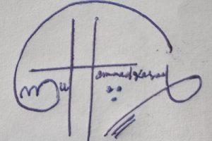 Signature Ideas of Muhammad Rasool