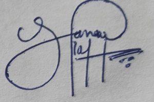 Sana Ullah Signature Ideas
