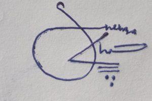 Signature ideas for Shehzad Khan